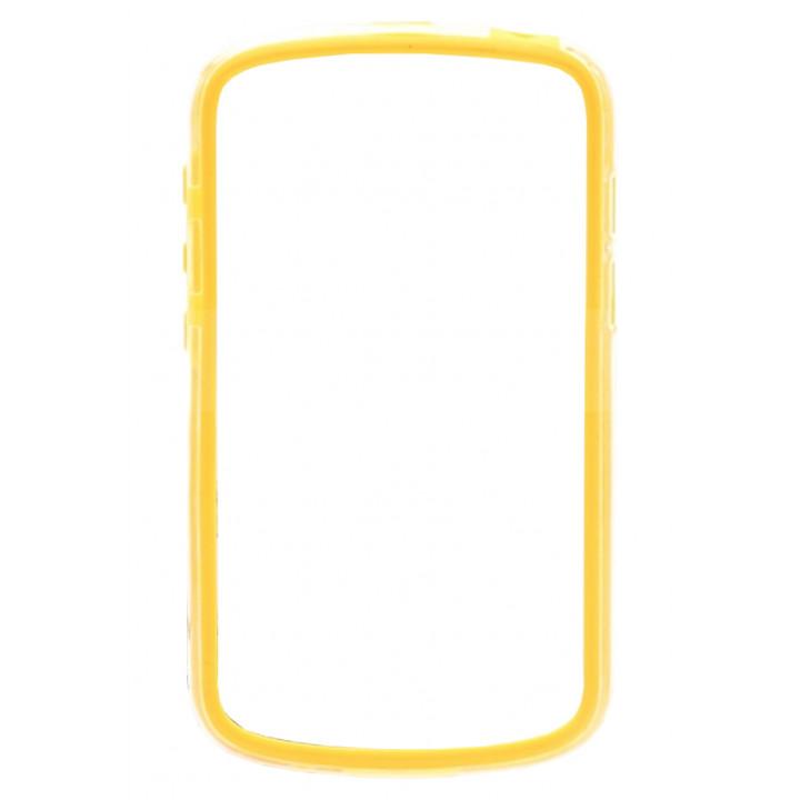 Бампер желтый для BlackBerry Q10