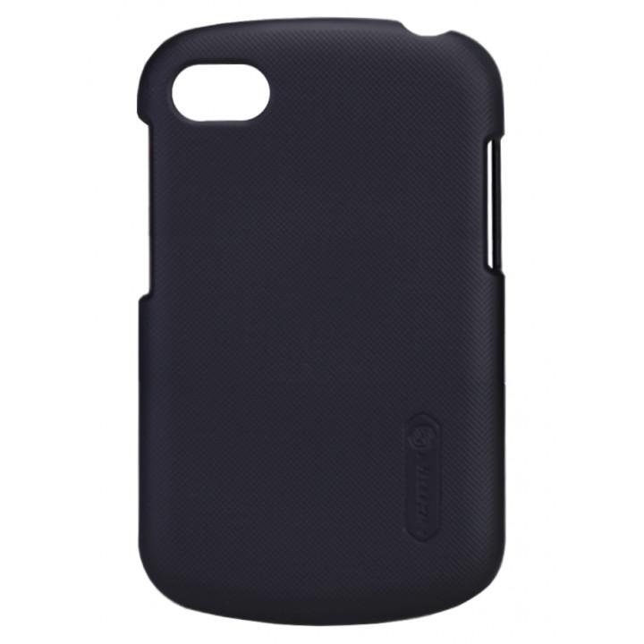 BlackBerry Q10 чехол-крышка черный