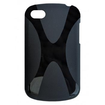 Чехол-крышка BlackBerry Q10 с узором - Х