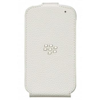 Флип-чехол для BlackBerry Q10 белый