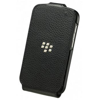 Флип-чехол для BlackBerry Q10 черный