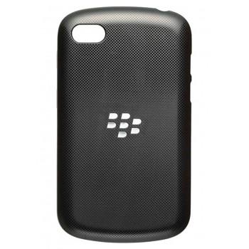 Чехол-крышка Soft-Shell черный для BlackBerry Q10