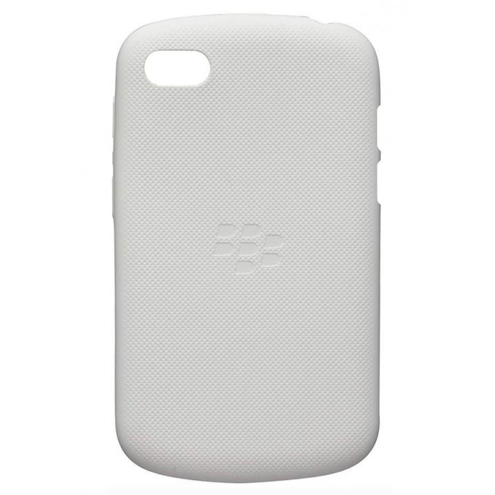 Чехол-крышка Soft-Shell белый для BlackBerry Q10