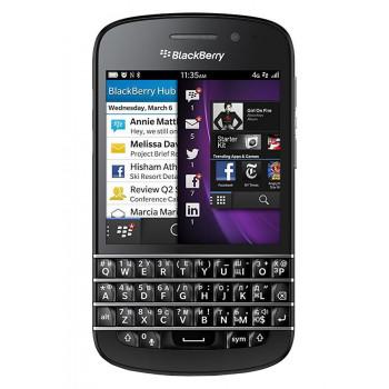 BlackBerry Q10 black