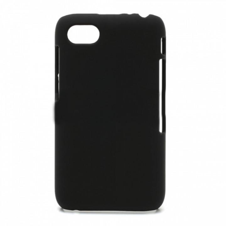 Чехол-крышка Frosted для BlackBerry Q5 черный
