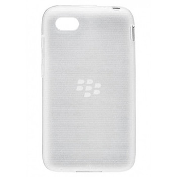 Белый чехол-крышка для BlackBerry Q5