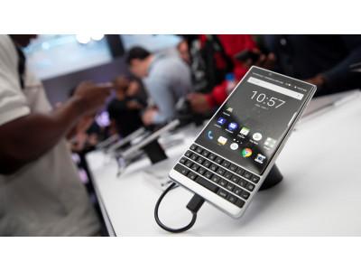 Возвращение BlackBerry в 2021