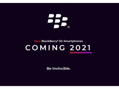 BlackBerry вернется на рынок 2021