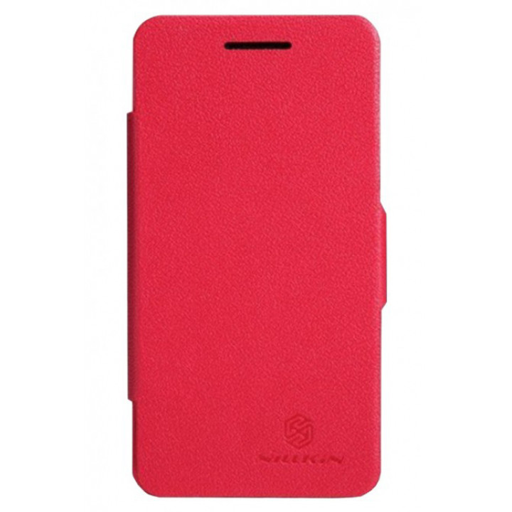 Чехол-книга для BlackBerry Z10 розовый