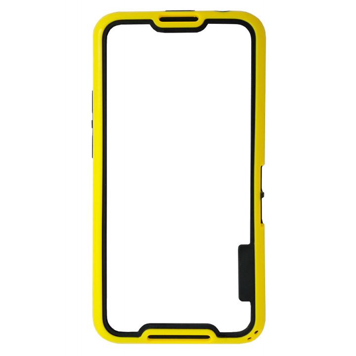 Бампер желтый для BlackBerry Z30