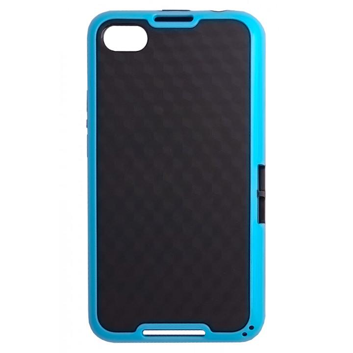 Чехол-крышка Домино синий для BlackBerry Z30