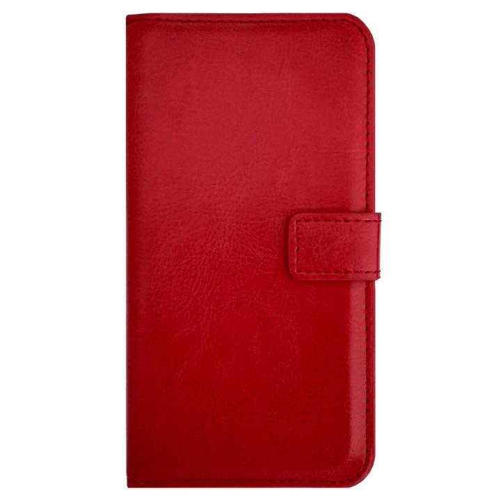 Чехол-портмоне красный для BlackBerry Z30