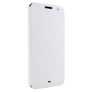 Оригинальный белый чехол-книга для BlackBerry Z30