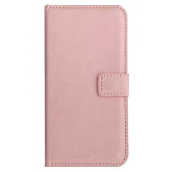 Чехол-портмоне розовый для BlackBerry Z30