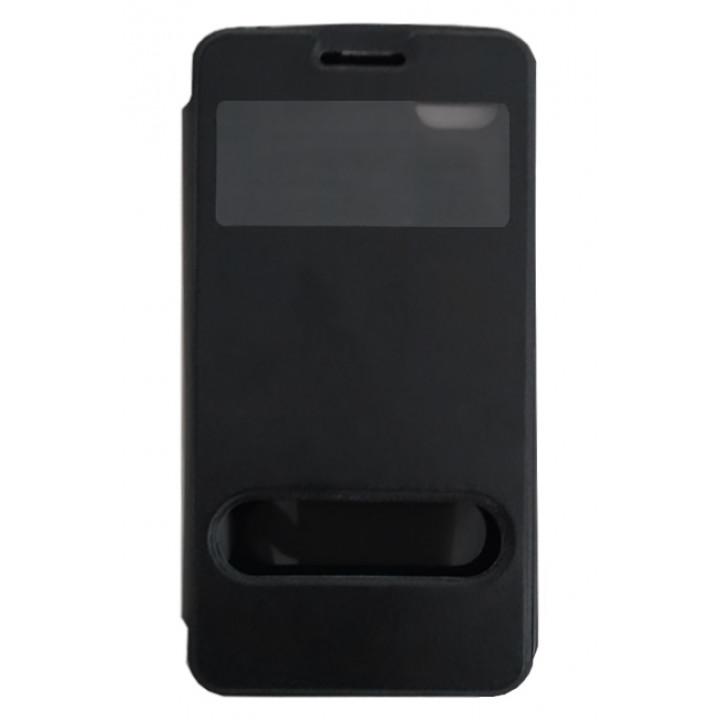 Чехол-книга для BlackBerry Z30 с окном