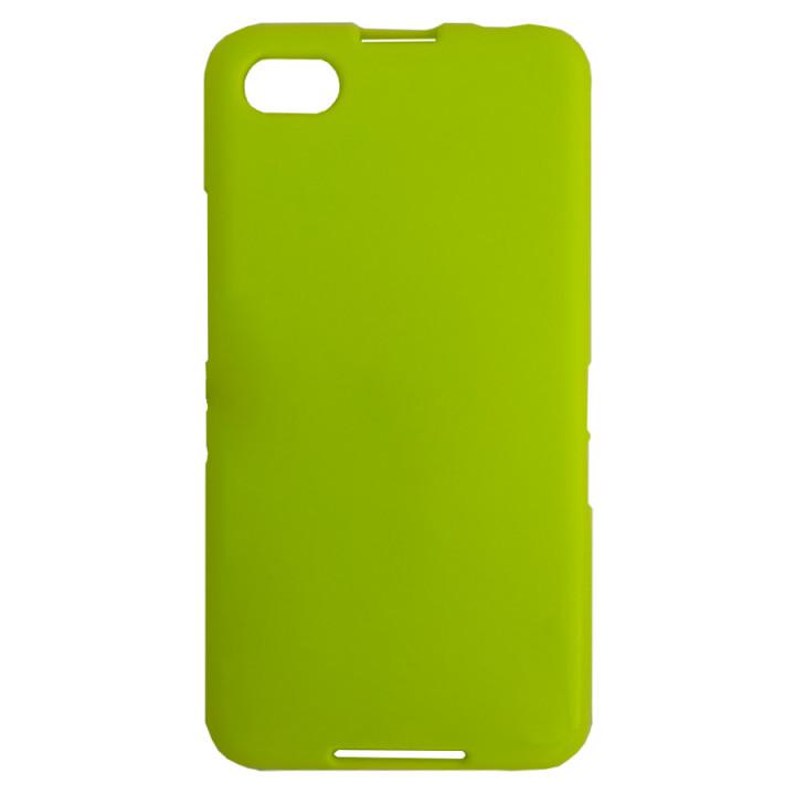 Чехол-крышка для BlackBerry Z30 зеленый