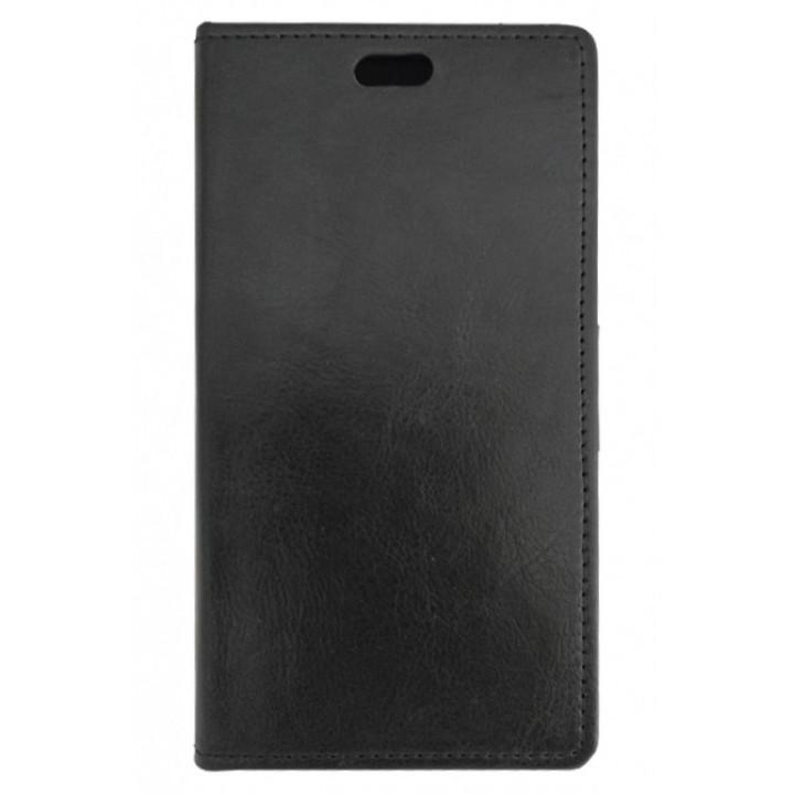 Чехол-книга для BlackBerry Z3 черный