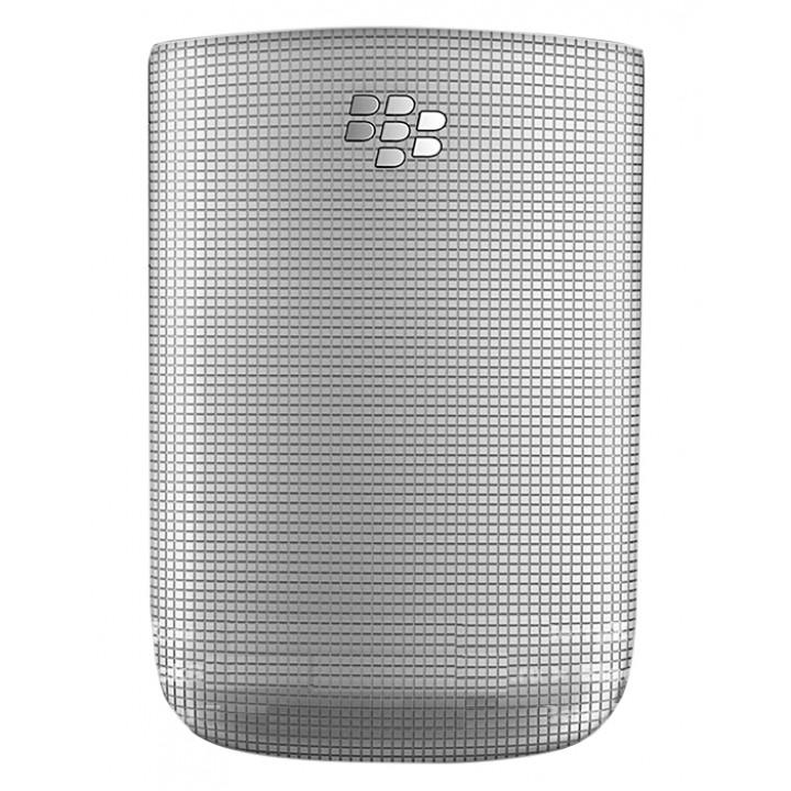 Задняя крышка для BlackBerry 9800 9810 серебристая
