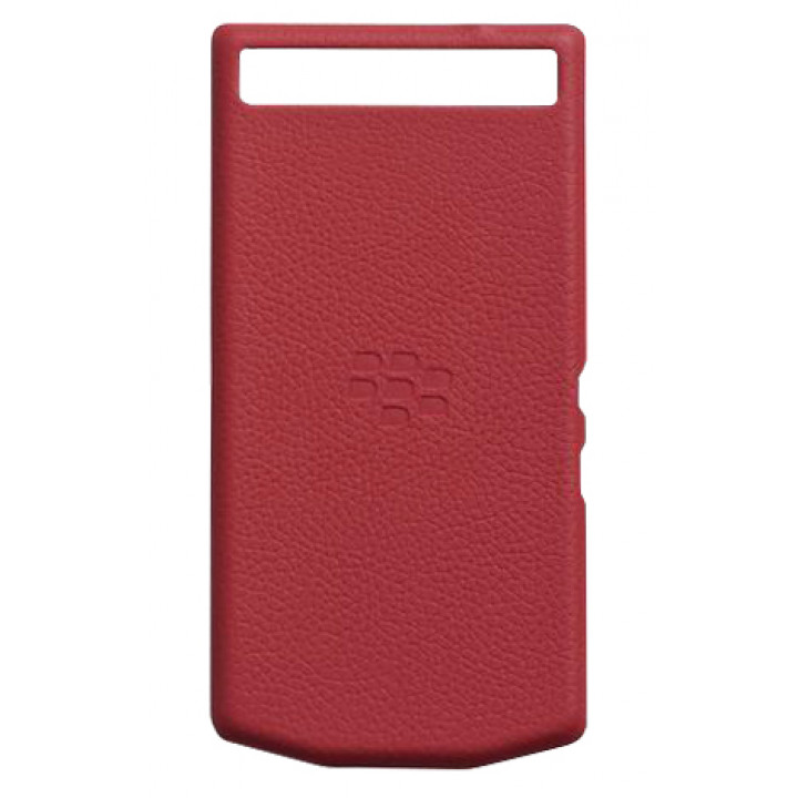Задняя крышка для BlackBerry PORSCHE DESIGN 9982 красная