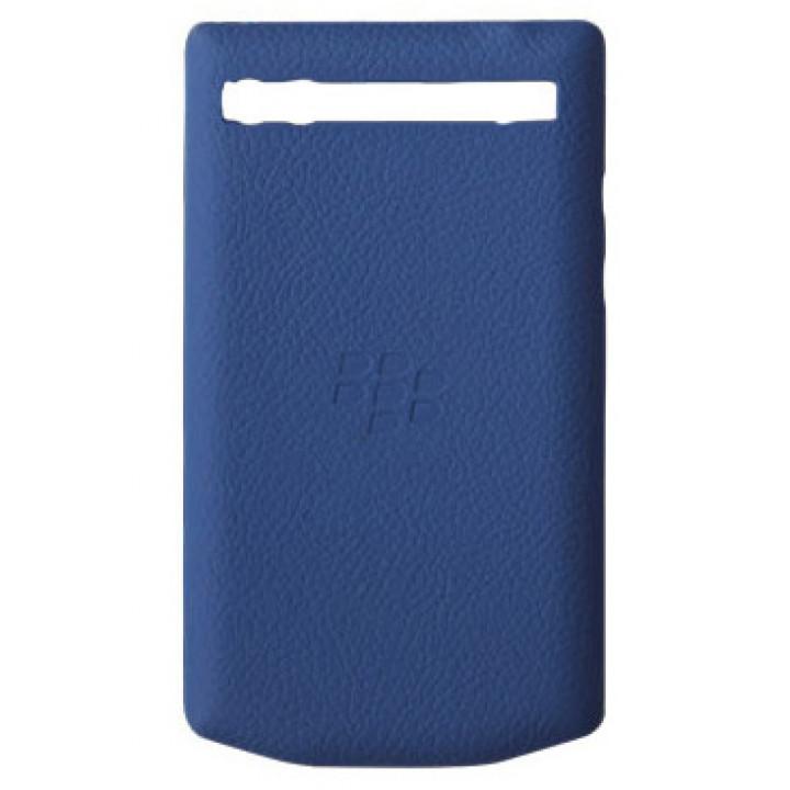 Задняя крышка для BlackBerry PORSCHE DESIGN 9983 синяя