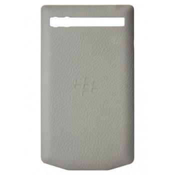 Задняя крышка для BlackBerry PORSCHE DESIGN 9983 серая