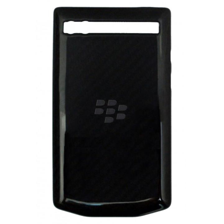 Задняя крышка для BlackBerry PORSCHE DESIGN 9983 черная