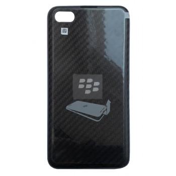 Задняя крышка для BlackBerry Z30 черная