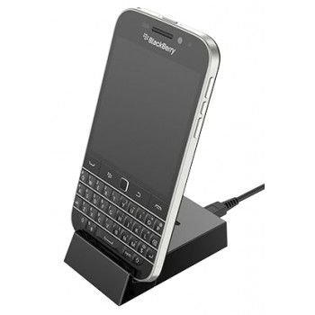 Настольное зарядное устройство для BlackBerry Classic
